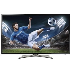"Foto Smart TV LED 40"" Samsung Série 5 Full HD UN40F5500 3 HDMI"