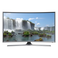 "Foto Smart TV LED 40"" Samsung Série 6 Full HD UN40J6500 4 HDMI"