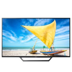 "Foto Smart TV LED 40"" Sony Full HD KDL-40W655D 2 HDMI"