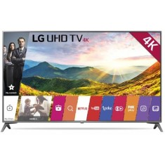 "Foto Smart TV LED 43"" LG 4K HDR 43UJ6565 4 HDMI 