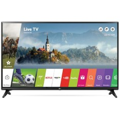 "Foto Smart TV LED 49"" LG Full HD 49LJ5500"