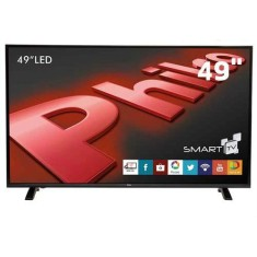 "Foto Smart TV LED 49"" Philco Full HD PH49E30DSGW 3 HDMI"