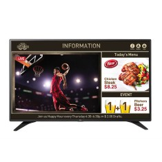 "Foto Smart TV LED 55"" LG Full HD 55LV640S 2 HDMI USB"