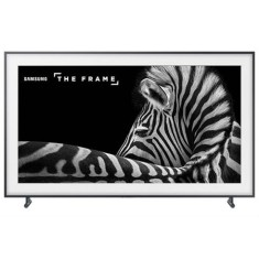 "Foto Smart TV LED 55"" Samsung Série The Frame 4K HDR UN55LS003AG"