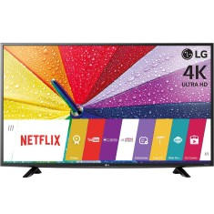"Foto Smart TV LED 58"" LG 4K 58UF8300 3 HDMI"