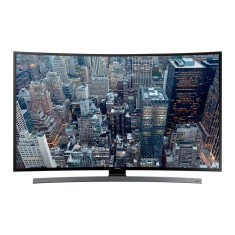 "Foto Smart TV LED 65"" Samsung Série 6 4K UN65JU6700 4 HDMI"