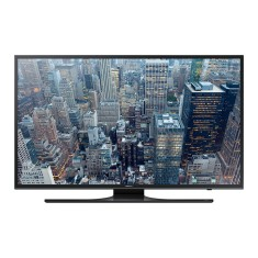 "Foto Smart TV LED 65"" Samsung Série 6 4K UN65JU6500 4 HDMI"