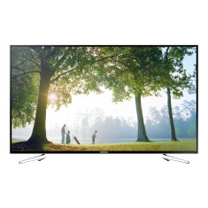 "Foto Smart TV LED 75"" Samsung Série 6 Full HD UN75H6300 4 HDMI"