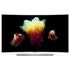 "Foto Smart TV OLED 3D 65"" LG 4K 65EG9600 3 HDMI"