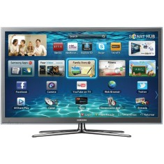 "Foto Smart TV Plasma 3D 64"" Samsung Série 8 Full HD PL64E8000"