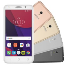 Foto Smartphone Alcatel Pixi 4 Metallic 8GB 4G