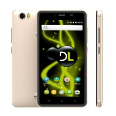 Foto Smartphone DL Eletrônicos 8GB Yzu DS53 Android 2 Chips