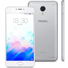 Foto Smartphone Meizu 16GB M3 Note 4G Android