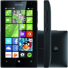 Foto Smartphone Microsoft Lumia 8GB 435 Windows Phone 2,0 MP