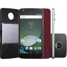 Foto Smartphone Motorola Moto Z Play Projector Edition 32GB XT1635-02 | Carrefour