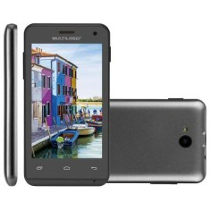 Foto Smartphone Multilaser MS40 4GB P9007 Android