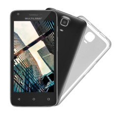 Foto Smartphone Multilaser MS45R 8GB P9505 Android