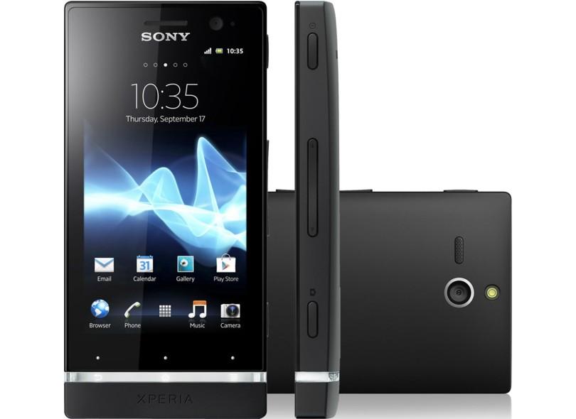 Sony Xperia U ST25a