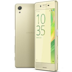 Foto Smartphone Sony Xperia X 64GB 23,0 MP 2 Chips Android 6.0 (Marshmallow) 3G 4G Wi-Fi | Walmart