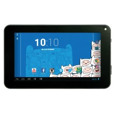 "Foto Tablet Candide Adventure Time 2807 8GB 7"" Android 2 MP 4.2 (Jelly Bean Plus)"