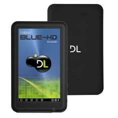 "Foto Tablet DL Eletrônicos Blue HD 4GB 7"" Android 4.0 (Ice Cream Sandwich)"