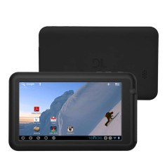 Foto Tablet DL Eletrônicos Everest EV-T71 4GB Android 4.0 (Ice Cream Sandwich)
