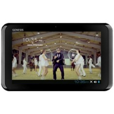 "Foto Tablet Genesis GT-7240 8GB 7"" Android 2 MP 4.0 (Ice Cream Sandwich)"