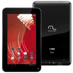 "Foto Tablet Multilaser Vibe NB036 4GB 7"" Android 4.0 (Ice Cream Sandwich)"