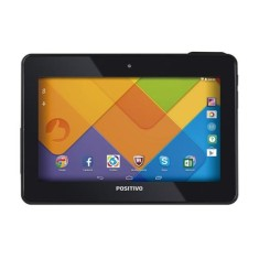 "Foto Tablet Positivo T720 16GB 7"" Android 4.4 (Kit Kat)"