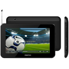 "Foto Tablet Positivo T701 TV 8GB 7"" Android 2 MP 4.2 (Jelly Bean Plus)"