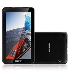 "Foto Tablet Semp Toshiba TA0761WP 8GB 7"" Android 2 MP 4.4 (Kit Kat)"
