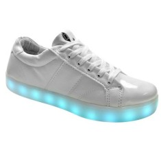 Foto Tênis Bouts Feminino Led Light Teen Casual