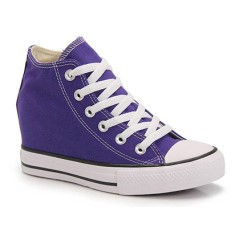 Foto Tênis Converse All Star Feminino CT As Lux Mid Casual