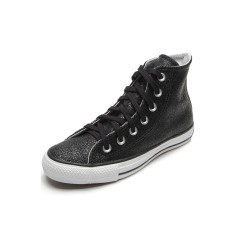 Foto Tênis Converse Feminino CT AS Stingray Metallic Hi Casual