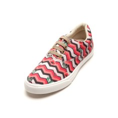 Foto Tênis Juice It Feminino WG Print Casual