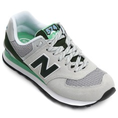Foto Tênis New Balance Masculino 574 Summer Utility Casual