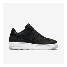 Foto Tênis Nike Feminino Air Force 1 Flyknit Low Casual
