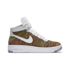 Foto Tênis Nike Masculino Air Force 1 Flyknit Mid Casual