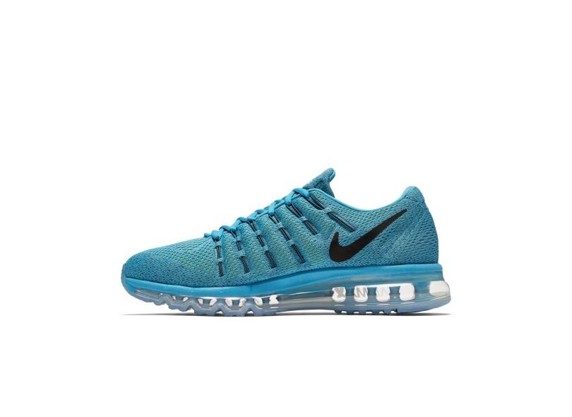 ... Tênis Nike Masculino Corrida Air Max 2016  4864ff14a10
