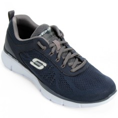 Foto Tênis Skechers Masculino Equalizer Deal Maker Casual