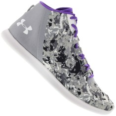 Foto Tênis Under Armour Feminino StudioLux Mid Cover Casual