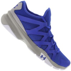 Foto Tênis Under Armour Masculino Charged Phenom 2 Academia