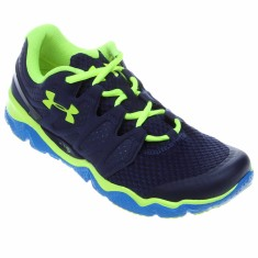 Foto Tênis Under Armour Masculino Micro G Optimum Corrida