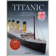 Foto Titanic - Build Your Own Titanic - Taschen - 9783836530828