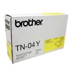 Foto Toner Amarelo Brother TN-04Y