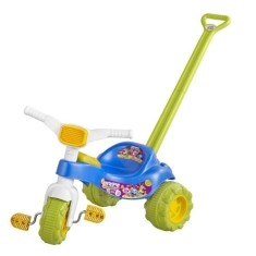 Foto Triciclo com Pedal Magic Toys Tico-Tico Baby Monsters