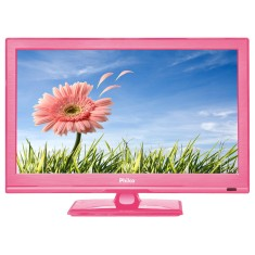 "Foto TV LED 19"" Philco PH19T21DGR 2 HDMI PC USB"