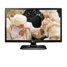 "Foto TV LED 23,6"" LG 24MT47D-PS HDMI USB PC"