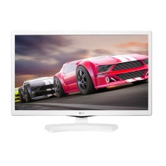 "Foto TV LED 23,6"" LG 24MT49DF-WS HDMI USB PC"