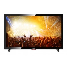 "Foto TV LED 24"" AOC Full HD LE24D1461 2 HDMI USB PC"